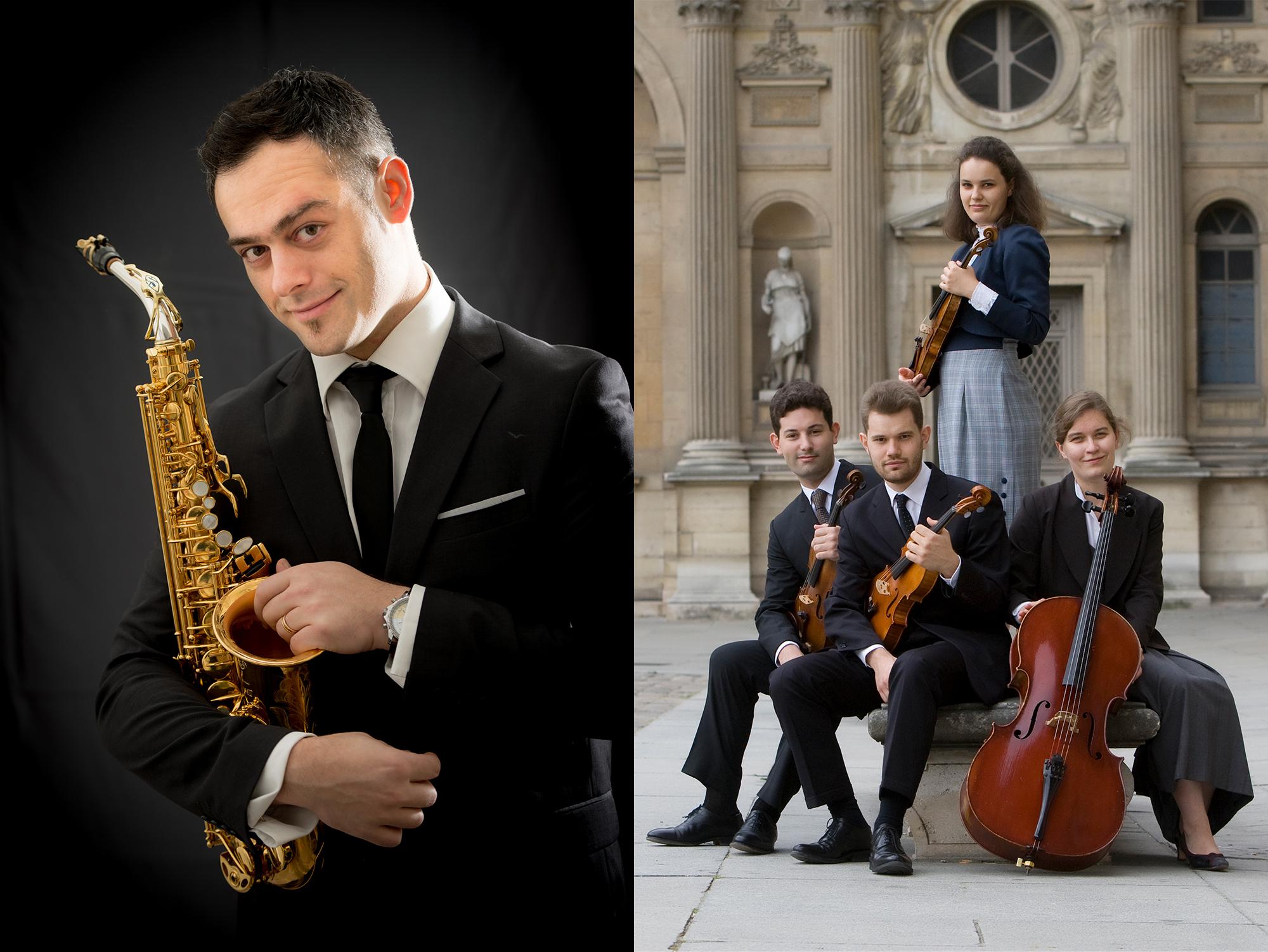 A.Mollica - Quatuor Girard